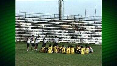 ASA vai tentar a reabilitação contra o América-RN, em Arapiraca - Técnico Leandro Campo ainda tem desfalques na equipe