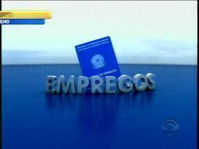 Confira oportunidades de emprego em Porto Alegre - O Bom Dia divulga oportunidades.