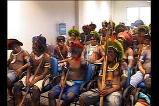 Índios Kaiapó entram em acordo com Eletrobrás após reunião - Ibama, Funai e MPF estiveram presentes na reunião.