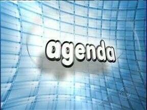 Confira a Agenda Cultural - Veja a programação do fim de semana