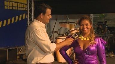 Em Manaus, Gaby Amarantos revela planos para sua carreira em 2013 - A cantora paraense se apresentou em show gratuito. Gaby Amarantos falou também sobre a nova música da banda The Strokes, que segundo ela, tem influências do tecnobrega.