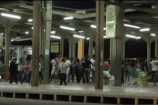 Passageiros reclama das condições dos terminais de integração da capital - Passageiros do transporte coletivo de São Luís reclamam das péssimas condições em que se encontram os terminais de integração.
