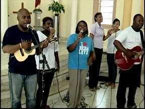 'Bota fé' é realizado nesse fim de semana em Araxá, MG - Jovens católicos de todo o país estão se preparando para o encontro com o Papa Bento 16, que será realizado em julho deste ano, durante a Jornada Mundial da Juventude.