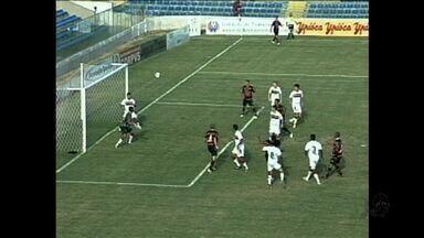 Ferroviário vence o Guarany de Sobral de virada - Jogo terminou em 2 a 1 para o Ferroviário.