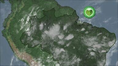 Confira a previsão do tempo para este domingo (27), no Amazonas - Confira a previsão do tempo para este domingo (27), no Amazonas