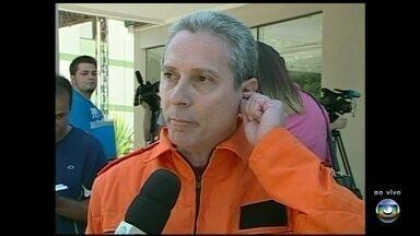 Major Gerson Pereira fala sobre a situação da boate Kiss - Integrante do Corpo de Bombeiros afirma que plano de incêndio da casa noturna estava em fase de prorrogação