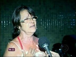 Mãe perde o segundo filho que estava internado em estado grave - Elaine Gonçalves perdeu dois filhos na tragédia de Santa Maria