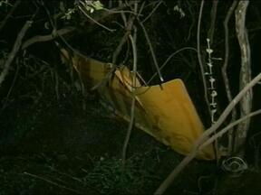 Avião de fertilização cai em Alegrete, RS - O piloto não sobreviveu.