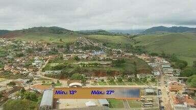 Confira a previsão do tempo para esta quarta-feira (30) no Sul de Minas - Confira a previsão do tempo para esta quarta-feira (30) no Sul de Minas