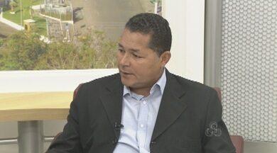 Encerra dia 31 de janeiro o prazo para os sindicatos ficarem em dia com as contribuições - Sobre o assunto o Bom dia Amazônia conversou com Rubens Nascimento, superintendente da Fecormércio.