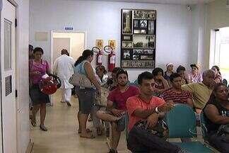 Dengue aumenta procura em clínicas particulares - O aumento das notificações de dengue está refletindo também nas clínicas particulares em Campo Grande. A espera também existe nesses estabelecimentos.