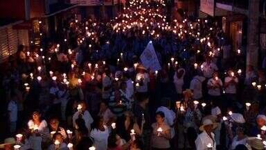 Encerramento da romaria Candeias em Juazeiro do Norte - A festa aconteceu neste final de semana em Juazeiro do Norte.