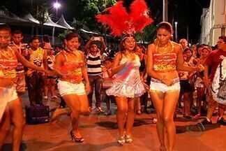 Escolas de Samba acertam últimos detalhes para desfile em Corumbá, MS - Em Corumbá está quase tudo pronto para o desfile das escolas de samba dos grupos especial e de acesso. Para acertar os detalhes antes de entrar pra valer na avenida, as agremiações fizeram um ensaio técnico neste fim de semana.