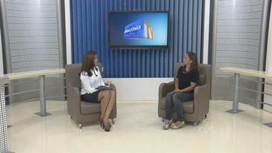 Coordenadora de oncologia do Fcecon é entrevista no Amazônia TV - No dia em que se celebra o combate ao câncer, a coordenadora do Fcecon fala sobre o risco da doença em Manaus