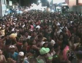 Festa de carnaval agita Manacapuru - Três blocos fizeram a festa dos foliões na cidade de Manacapuru, no interior do Amazonas.