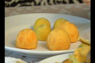 Conheça histórias de pessoas loucas por pupunha - Fruta combina com acompanhamentos doces e salgados.