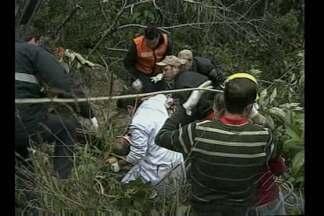 A polícia do Pará investiga as causas do acidente que matou dez estudantes no Paraná - A polícia do Pará está ajudando a investigar as causas do acidente que matou dez estudantes no Paraná, em julho de 2012