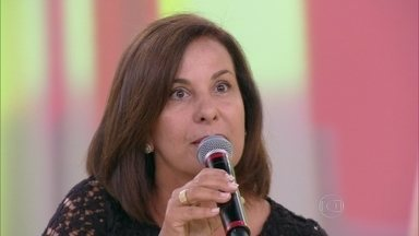Doutora Fátima comenta o projeto de internação compulsória - Médica diz que dependente não consegue tomar decisões