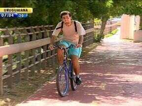 Sistema de aluguel de bicicletas ultrapassa 25 mil usuários em Porto Alegre - Adeptos aumentaram desde a implantação do serviço.