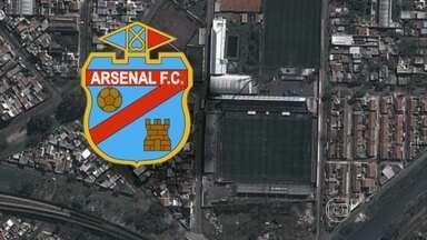 Conheça mais sobre o próximo adversário do Galo na Libertadores, o Arsenal-ARG - O time, de Sarandí, estreou com derrota na Taça Libertadores. A partida contra o Atlético-MG será na próxima terça-feira.