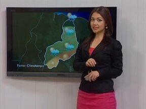 Confira a Previsão do Tempo para esta quinta em todo o Piauí - Chuva e ventania causa caos em Teresina.