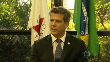 Ministério Público Eleitoral pede afastamento imediato do vereador Léo Burguês - Léo Burguês é presidente da Câmara Municipal de Belo Horizonte. Ele teve o mandato cassado por abuso de poder econômico e político.