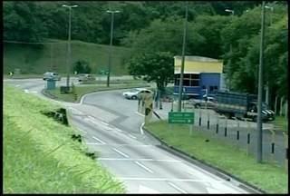 Posto da PRF na BR-040 oassará por obras de reformas - Posto ficará fechado e uma viatura ficará na estrada para atender os motoristas