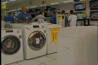 Estão faltando eletrodomésticos da linha branca - A grande procura é por causa da redução do IPI