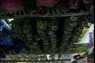 A Páscoa já movimenta o comércio em Passo Fundo - Chocolates, e principalmente os ovos, estão à espera dos clientes