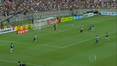 Cruzeiro aproveita pausa nos jogos e faz trabalhos com joagadores - Dagoberto é um deles,