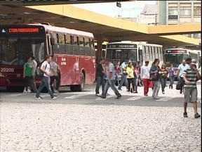 Audiência pública pode definir a nova tarifa de ônibus de Curitiba - Os usários do transporte coletivo podem participar da audiência, no Mercado Municipal.