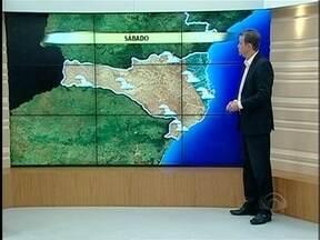 Confira a previsão do tempo com Leandro Puchalski (23/02) - Confira a previsão do tempo com Leandro Puchalski (23/02)