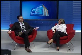 Secretaria de Ação Social faz mudança para quem procura o Bolsa Família - CETV 1 Edição entrevista a gestora do Bolsa Família de Juazeiro do Norte.