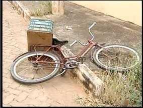PM dá dicas de como evitar acidentes com bicicletas - Um homem morreu ao perder o controle em uma ladeira.