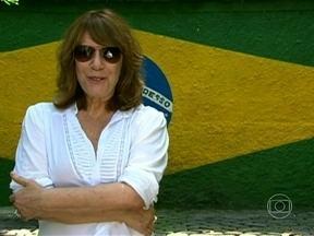'Foi uma época muito feliz para mim', diz Renata Sorrah sobre 'Vale Tudo' - Atriz relembra a personagem Heleninha Roitman