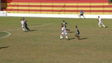 Sport Atalaia vence o União por 1 a 0 - Anderson marcou gol da vitória.