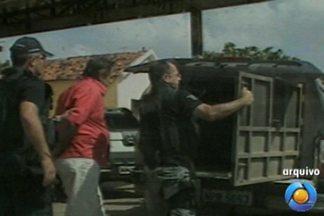 Operação da Polícia Civil desarticula esquema de pistolagem no sertão da Paraíba - Suspeitos de praticar assassinatos nas cidades de Catolé do Rocha e Brejo dos Santos foram presos.