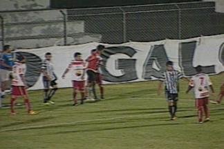 Treze vence o Auto Esporte e se classifica para a fase final - Galo bate o Alvirrubro por 2 a 0 no Presidente Vargas e garante vaga na fase decisiva do Campeonato Paraibano com duas rodadas de antecedência. Jogo foi válido pela 12ª rodada.