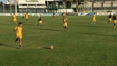 Ricardinho tem dificuldades para montar time do Ceará - Equipe tem carência nas laterais e na zaga para jogo contra o ASA-AL.