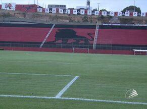 Casa do Vitória, Barradão vai virar centro de treinamento da Seleção da Itália - Seleção italiana escolheu o Barradão para se preparar para os jogos da Copa das Confederações durante a estadia em Salvador.