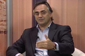 Prefeito Luciano Cartaxo fala sobre investimentos na capital paraibana - Confira a entrevista completa no vídeo.