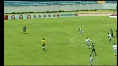 Rodada do Campeonato Mineiro teve muitos gols pelo interior do estado - Veja a tabela do campeonato.