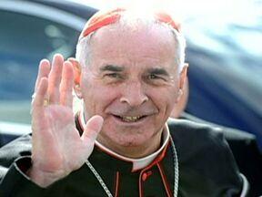 Cardeal mais antigo do Reino Unido renuncia ao cargo e não vai participar do conclave - O mais antigo cardeal do Reino Unido renunciou ao cargo e anunciou que não vai mais participar do conclave para eleger o novo Papa. Keith O'Brian foi denunciado por comportamento inadequado com menores.