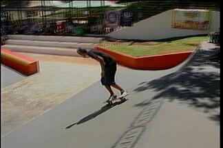 Tapejara recebeu campenonato de skate nesse fim de semana - Skatistas amadores de várias cidades estiveram na cidade