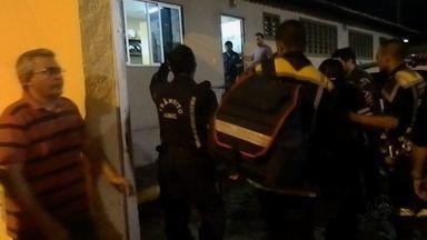Sede da AMC sofre tentativa de assalto com reféns em Fortaleza - Fernando Ribeiro acompanhou a ação.