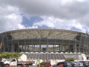 Inauguração da Arena Fonte Nova está marcada para 7 de abril - Após o evento de inauguração, Bahia e Vitória se enfrentam pelo Campeonato Baiano.