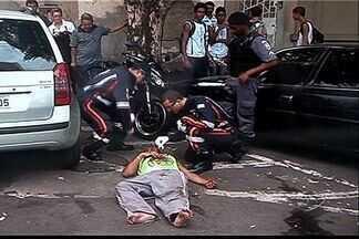 Secretário de Segurança do ES orienta cidadão a não reagir durante assalto - População espancou assaltantes durante a semana. Prática não é aconselhada pela polícia.
