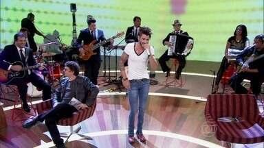Gusttavo Lima canta 'Balada Boa' - Música é um dos hits do cantor