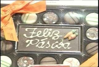 Empresários de Santa Maria projetam aumento nas vendas de chocolate em 5%. - O aumento é em relação às vendas do ano passado.