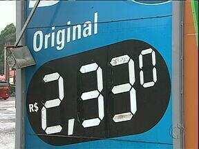 Preço do diesel sobe e pega motoristas de surpresa - Desde ontem, muitos postos já estavam praticando o novo preço